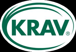 100 hektar ekologisk odling, Krav-certifierade.